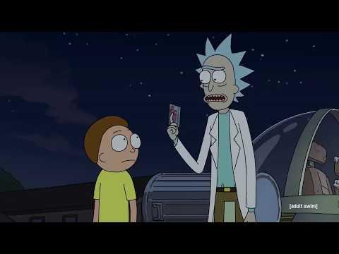 Рик и Морти 4 сезон полный трейлер, дата выхода