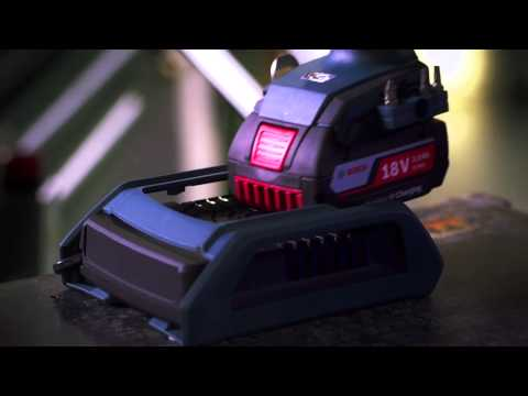 Bosch Brings Wireless Charging to Power Tools