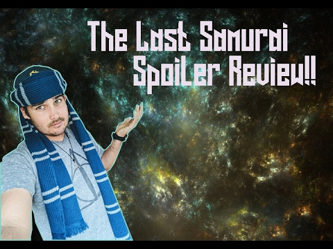 the last samurai summary Think of the last samurai as braveheart in japan, and you'll be close to  grasping what brand of war epic this movie is.