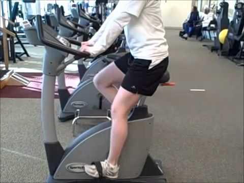 Exercise Bike – Seat High