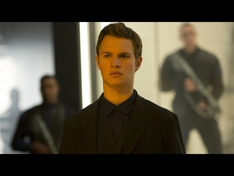 Ansel Elgort Interview on His Divergent Character Caleb ...