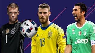 FIFA 18 | ТОП 10 ЛУЧШИХ ВРАТАРЕЙ