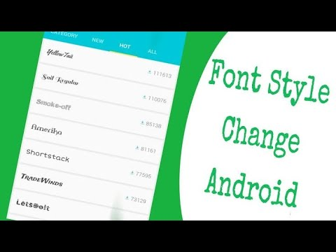 How to change font style in huawei nova 3i must watch