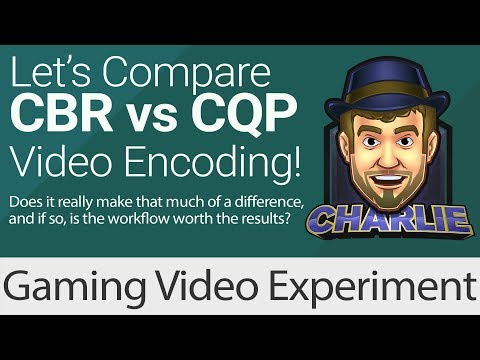Recording CBR vs CQP: Is CQP better than CBR? Is It Worth It