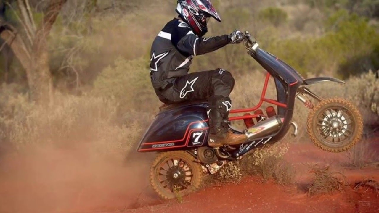 motocross i offroad
