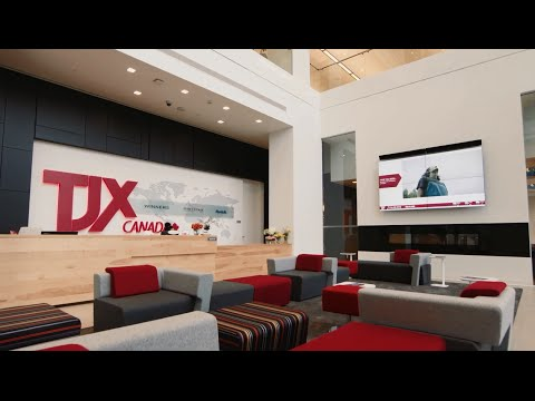 At Home With TJX Canada