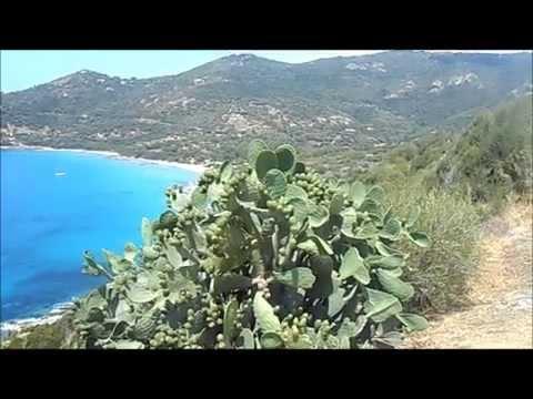 Piana Corsica  (The Calanches de Piana) with  Sean Maguire