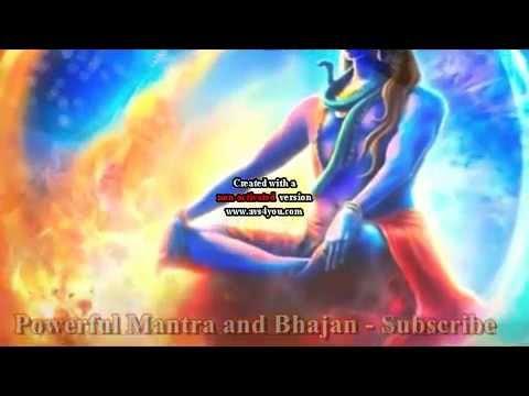 Namami Shamishan Nirvan Roopam Pdf