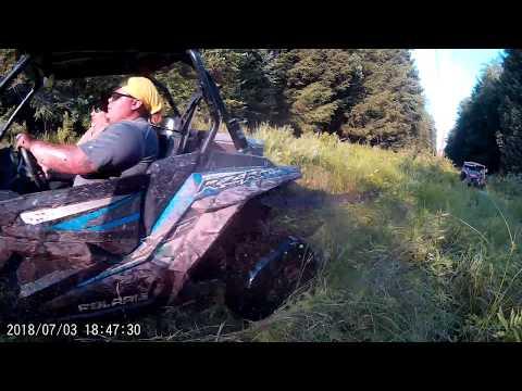 Rzr XP 1000 Menominee mud run
