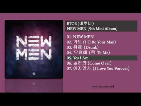 [FULL ALBUM+DL] BTOB (비투비) - NEW MEN (9th Mini Album)