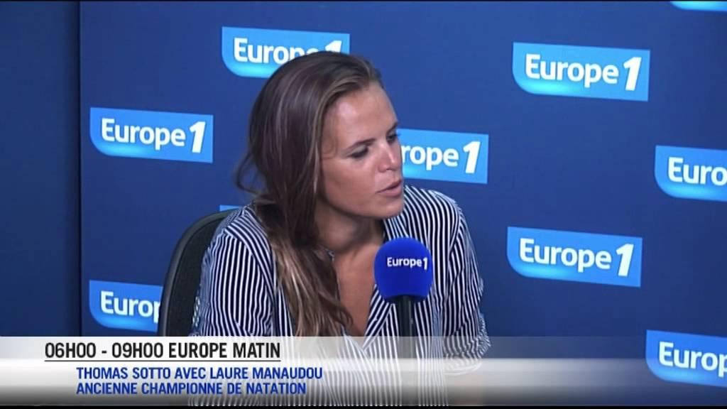 Laure manaudou leaked consider
