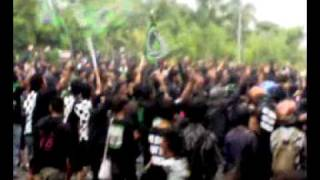 BRIGATA CURVA SUD PSS SLEMAN INDONESIA