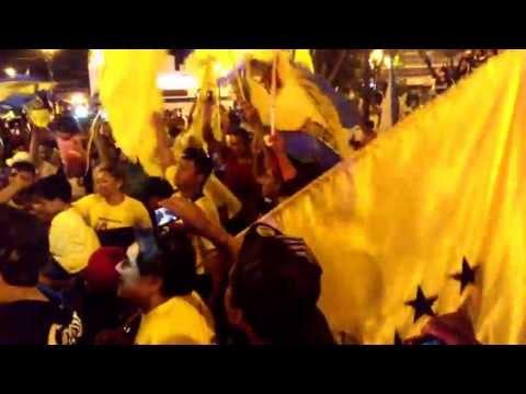 America campeón festejó en Reynosa Tamaulipas