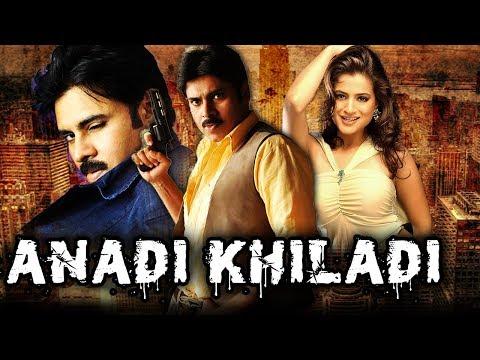 Anadi Khiladi (Badri) Hindi Dubbed Full Movie   Pawan Kalyan, Ameesha Patel, Renu Desai