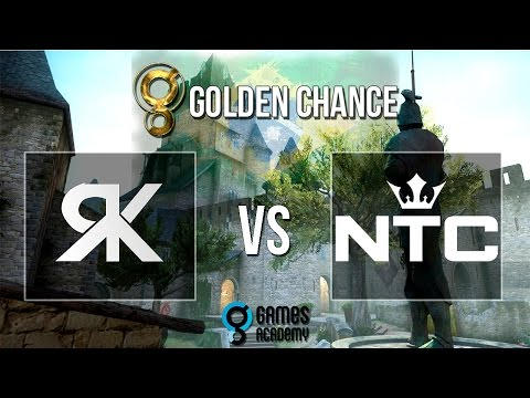 [POV] Golden Chance #1 - NTC vs. RampageKillers (Mapa 1 - Cbble) - Grande Final