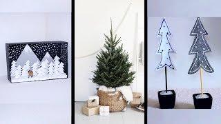 Ideias Diferente de decoração para o Natal