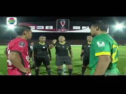 BALI UNITED vs SRIWIJAYA FC Peluang dan Goal | Semifinal Piala Presiden 2018