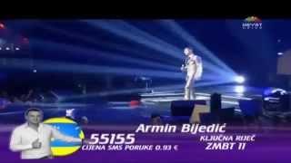 Denial Ahmetović FINALE ZMBT 5 - Ti si mi u krvi