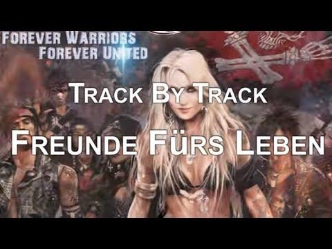 DORO - Freunde Fürs Leben (OFFICIAL TRACK BY TRACK #17)