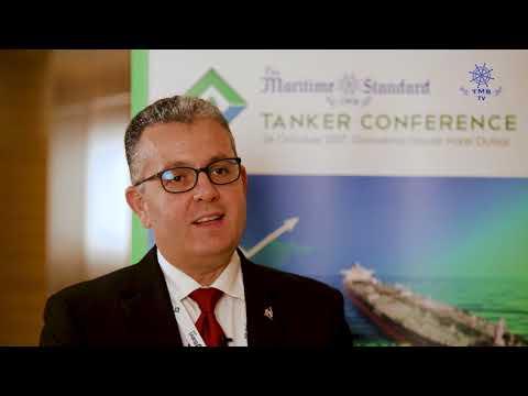 TMS Tanker Conference 2017, Omar Abu Omar,  President, Gulf Navigation Holding PJSC