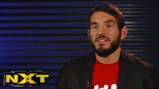 Johnny Gargano is ready to make 2018 the best year of his life: WWE NXT, Jan. 3, 2018