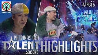 PGT 2018 Highlights: Vice, gumawa ng eksena sa pag aayos ng stage