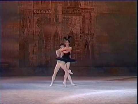 SWAN LAKE - Black Swan (Plisetskaya-Kovtun, 1973) - YouTube