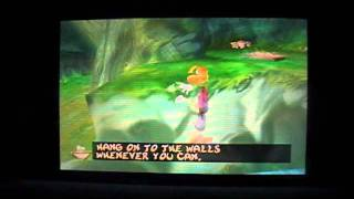 Let's Play Rayman 3D - Walkthrough part 1