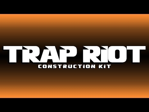 FAST 808 RAP BEAT - Trap Riot | Riot - Beat #2 (Snippet)
