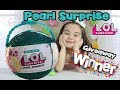 watch he video of LOL Pearl Surprise International Giveaway Winner by Cathleen Toy Reviews