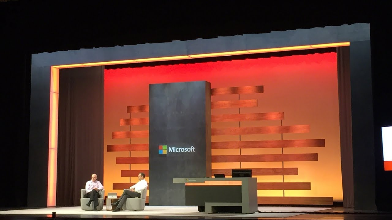 Jim Keane on Microsoft Ignite