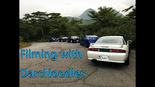 Gambar cover DarcNoodles helped me film!  Met up with the Drift Hunter Albo!