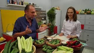 Классическое китайское и русское блюдо из огурцов. Здоровая кухня. Выпуск 6