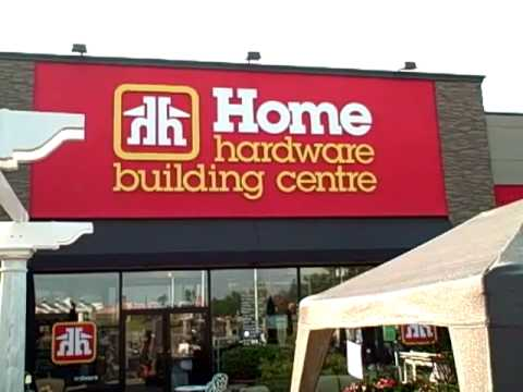 Cambridge Home Hardware May 29, 2010