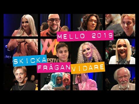 Melodifestivalen 2019  Skicka frgan vidare