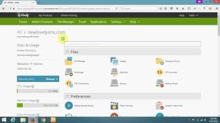 How to change godaddy cpanel password 2016 - English