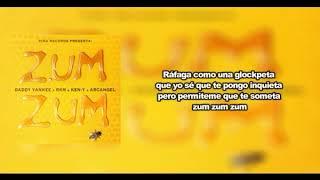 Plan B Natti Natasha Daddy Yankee Rkm & Ken-y Arcangel 🐝🍯 - Zum Zum