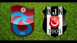 Trabzonspor Beşiktaş kaç kez karşılaştı maç yaptı yendi