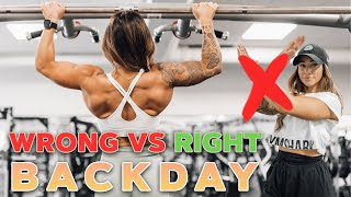 MY TOP 5 BACK EXERCISES FOR BUILDING THE BACK!