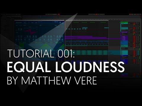 Equal Loudness / Fletcher Munson Curve Explained
