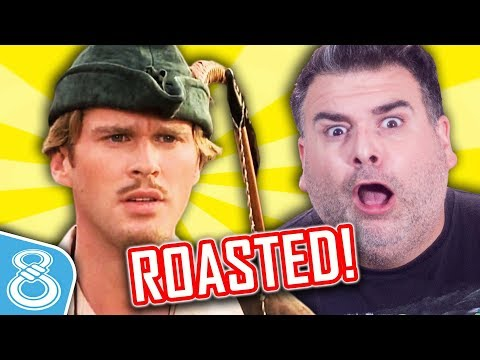 ROASTING Robin Hood: Men in Tights Reviews - Robin Hood Haters Roasted!