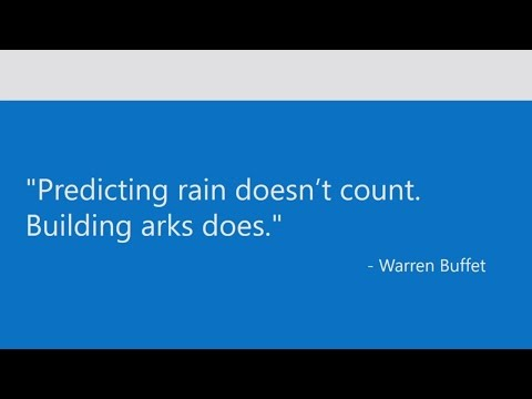 Drive transformative change with advanced analytics in Cortana Intelligence Suite and Microsoft R