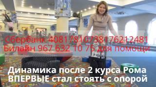 Результаты Реабилитаций по Методу В.И. Козявкина.Results!