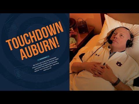 Auburn Football Top 35 Rod Bramblett Calls