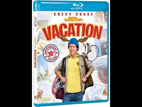The DVD Vault Episode 2- Vacation 30th Anniversary BluRay Review