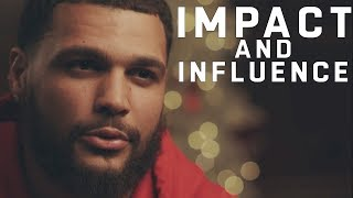 How a Tragedy in Mike Evans Childhood Inspires Him to Give Back