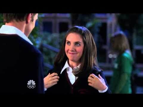 Community - Greendale Is Where I Belong: A Jeff And Annie Story