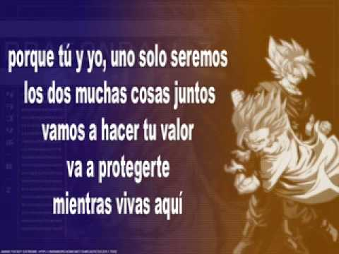 DRAGON BALL GT - SOLA NUNCA ESTARAS