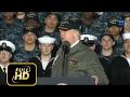 [Trump News]Donald Trump Speech at the NAVY USS Gerald R Ford