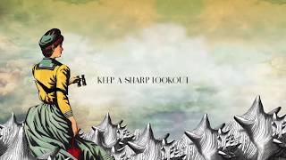 Blaze Supply X Gustavo Amaral - Keep A Sharp LookOut
